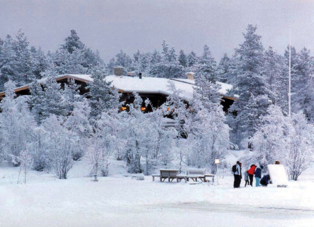 Igloo Village of Hotel Kakslauttanen