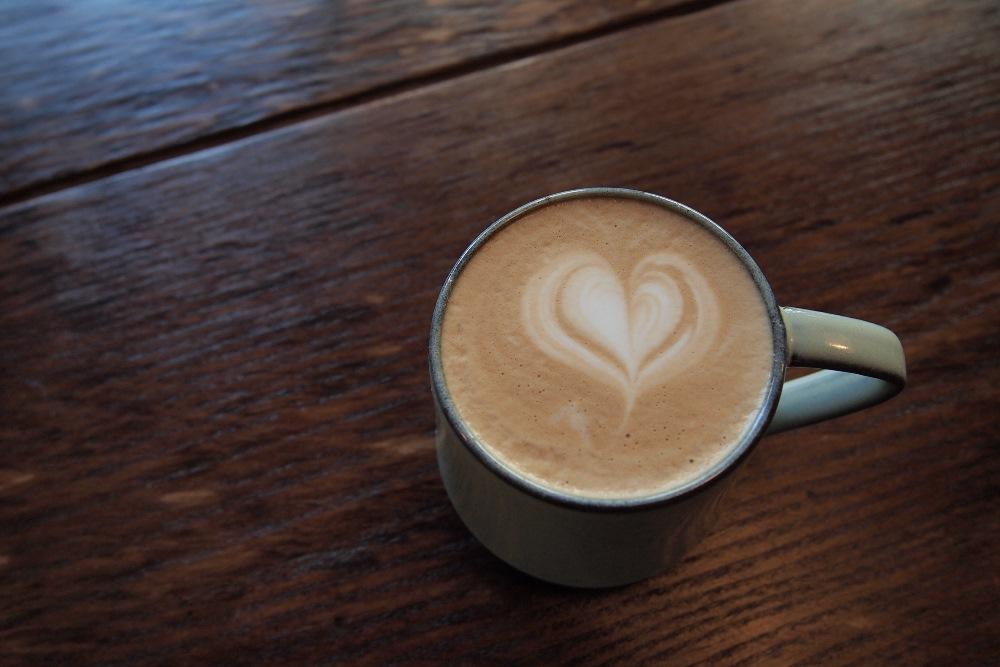二子咖啡/台南/台灣/咖啡館