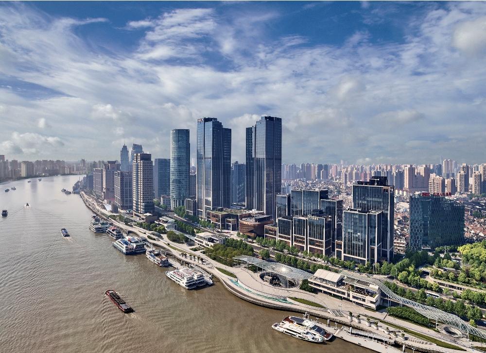 上海外灘金融中心