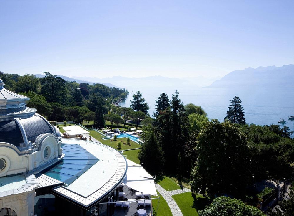 Beau-Rivage Palace/日內瓦/瑞士/飯店