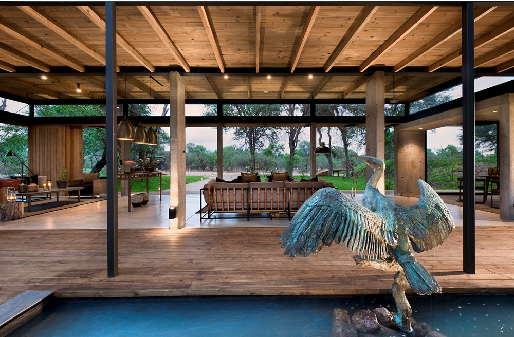 Lion Sands Ivory Lodge /南非/飯店