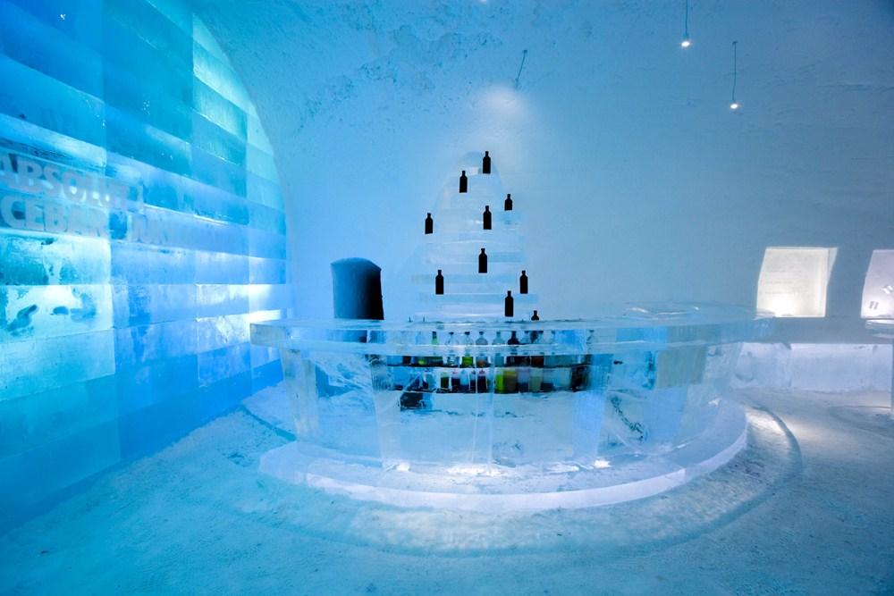 Ice Hotel/Jukkasjärvi/瑞典/飯店