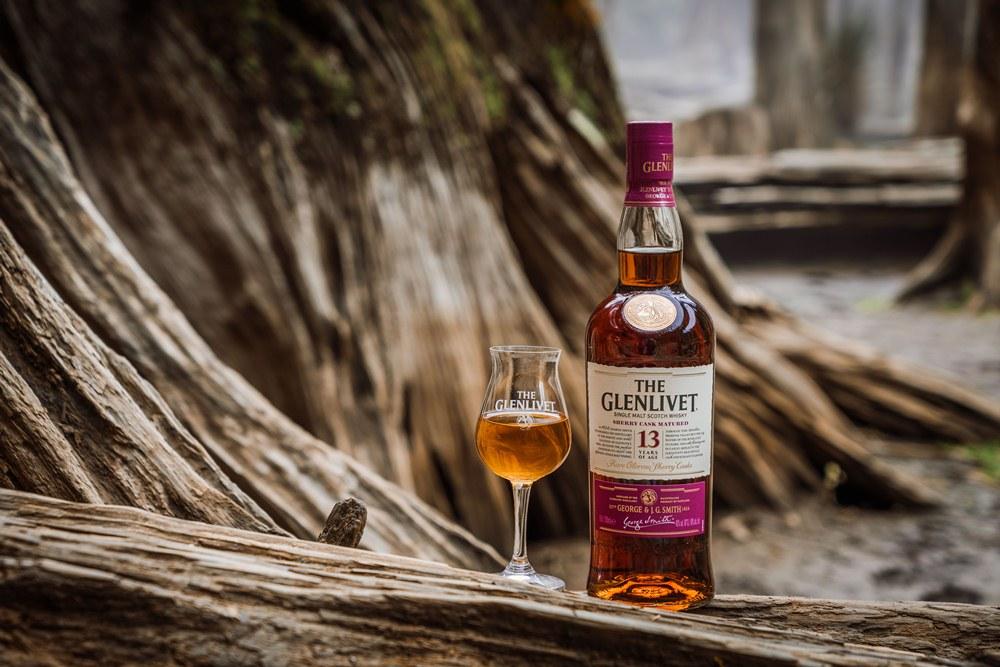 格蘭利威13年雪莉桶單一麥芽蘇格蘭威士忌