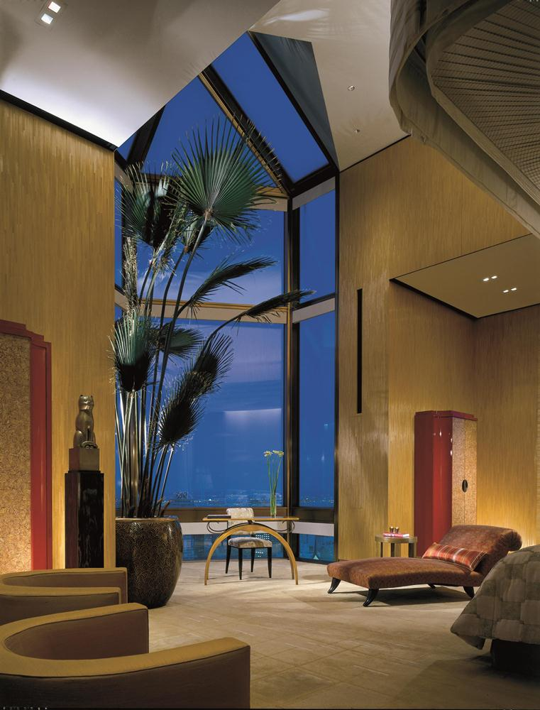 Four Seasons Hotel New York/紐約/美國/絕景飯店
