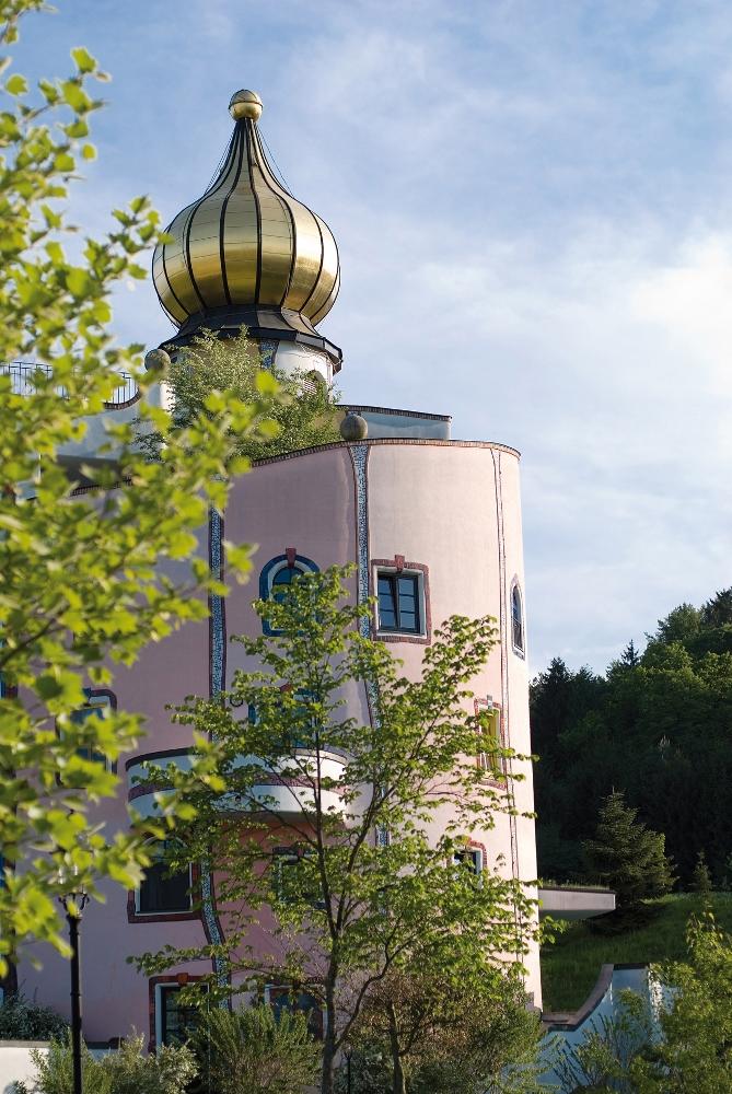 Rogner Bad Blumau /Bad Blumau/奧地利/溫泉旅宿