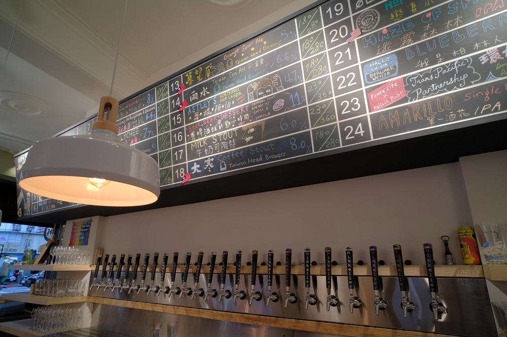 米凱樂啤酒吧 Mikkeller/台北/台灣/酒吧