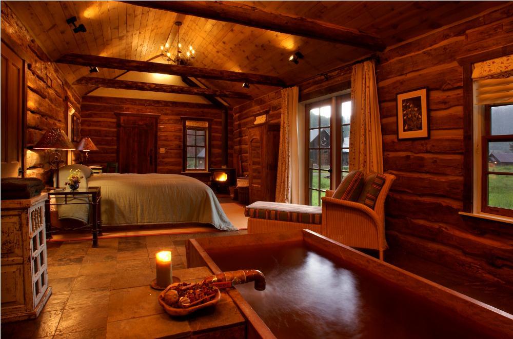 Dunton Hot Springs /科羅拉多州/美國/祕境溫泉