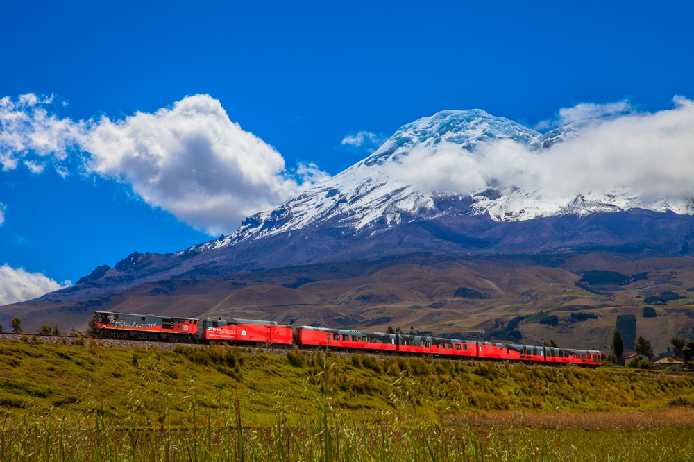 Tren Ecuador Tren Crucero/安地斯高地/厄瓜多/深度旅遊