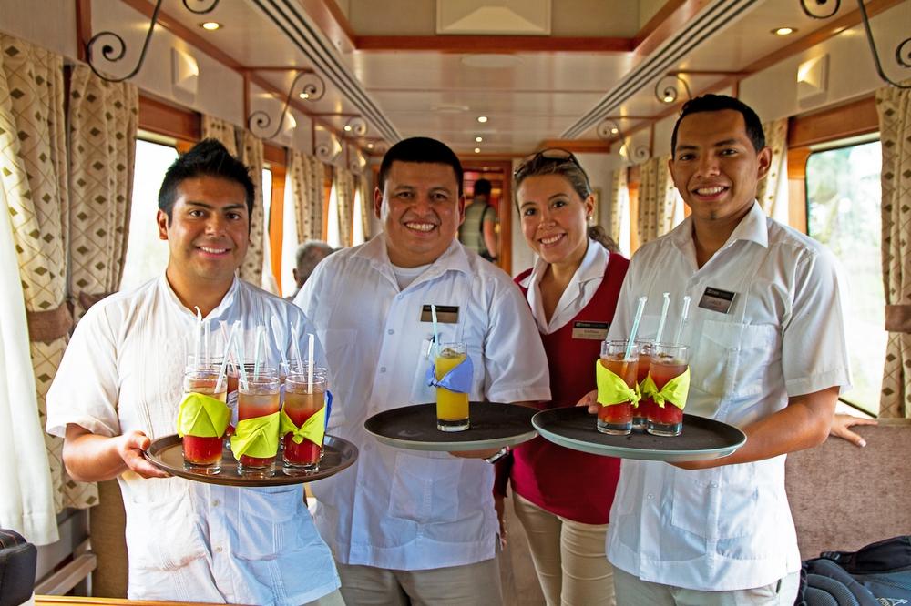 Tren Ecuador Tren Crucero
