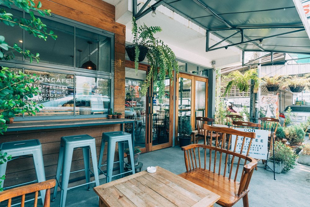 OON Poshtel╳Cafe/清邁/泰國/咖啡館