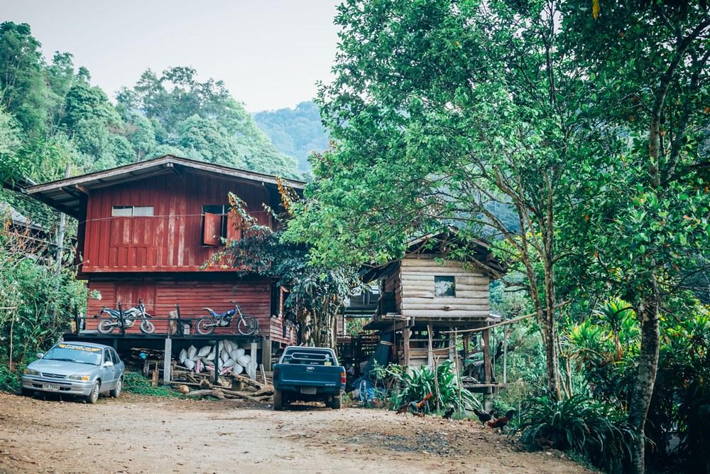 Mae Kampong Eco Village