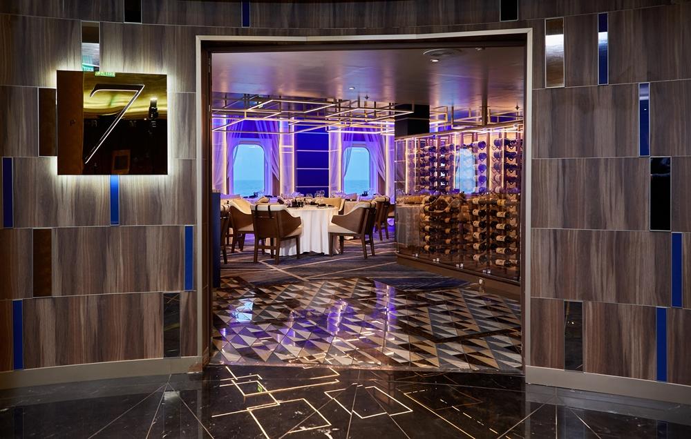 Regent Seven Seas Cruises/麗晶七海水手號/遊輪