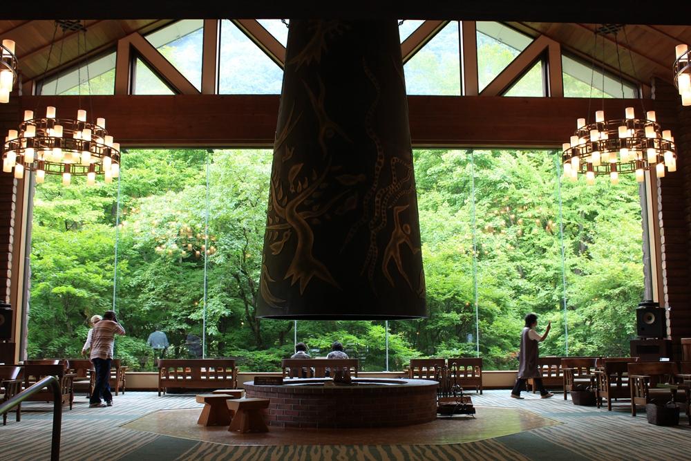 奧入瀨溪流飯店/青森縣/日本/當代藝術