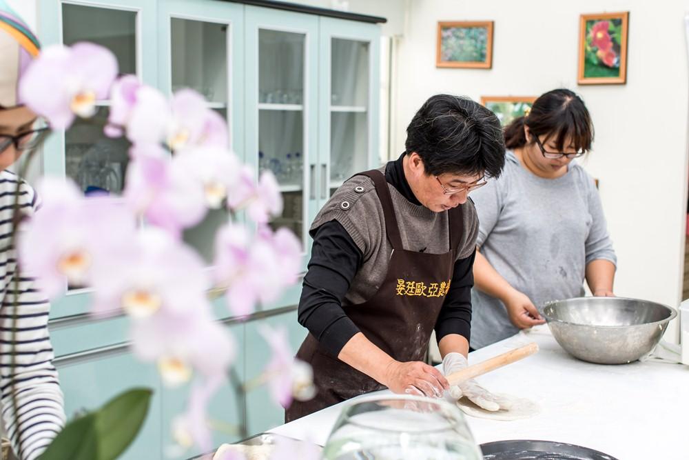 晏廷歐亞農場/南投/溫室餐廳