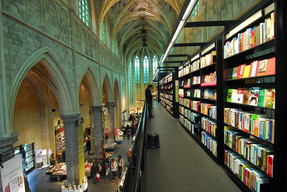 Boekhandel Dominicanen/荷蘭/書屋