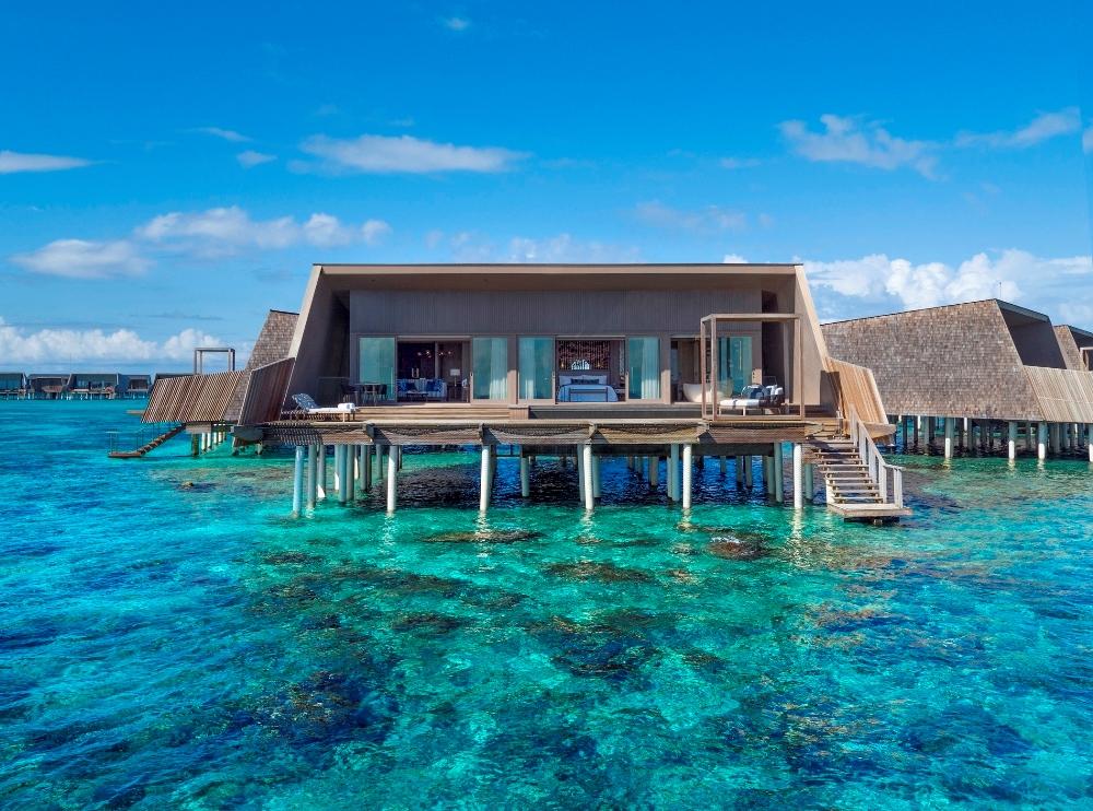 馬爾地夫飯店St. Regis Maldives Vommuli Resort房間