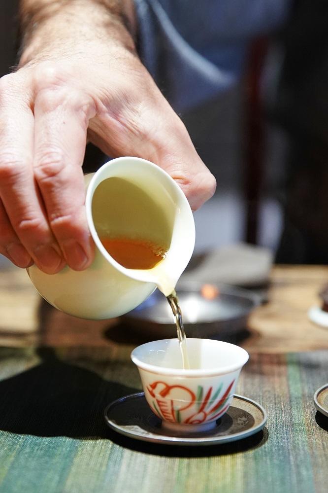 三日月茶空間/台北/台灣/茶館