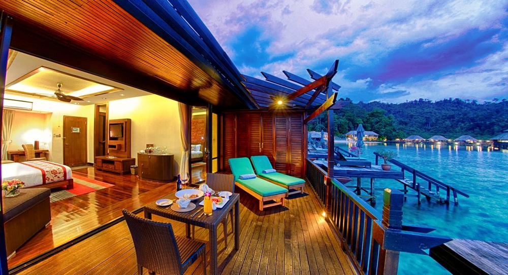 Gayana Marine Resort