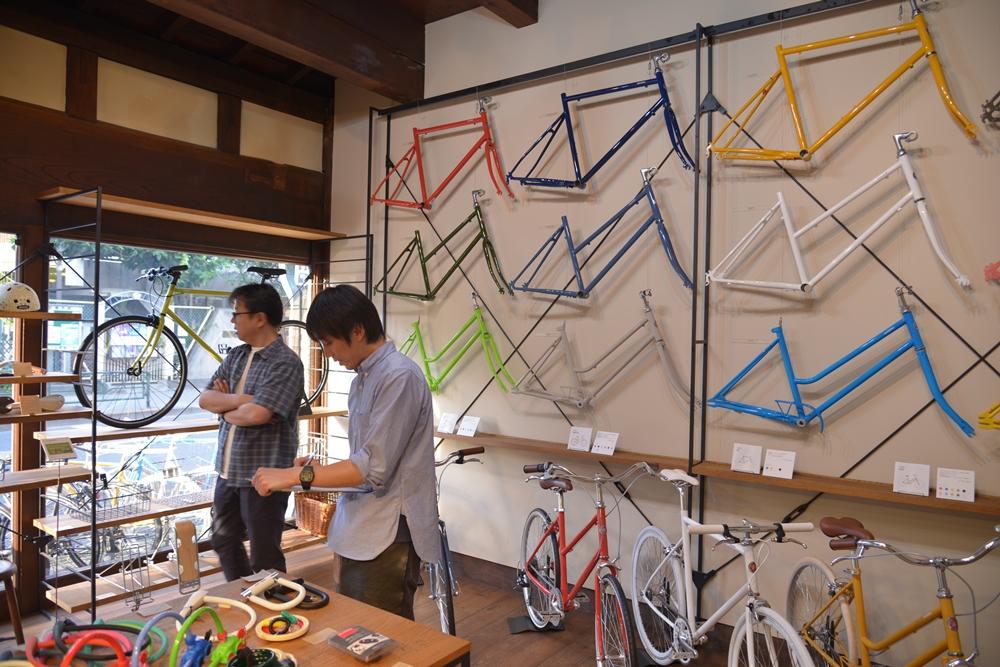 tokyobike gallery 谷中