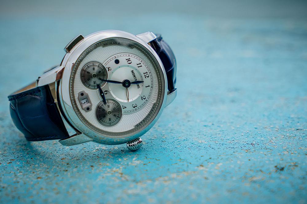 Watch 萬寶龍 Star Legacy 系列 Nicolas Rieussec 計時腕錶