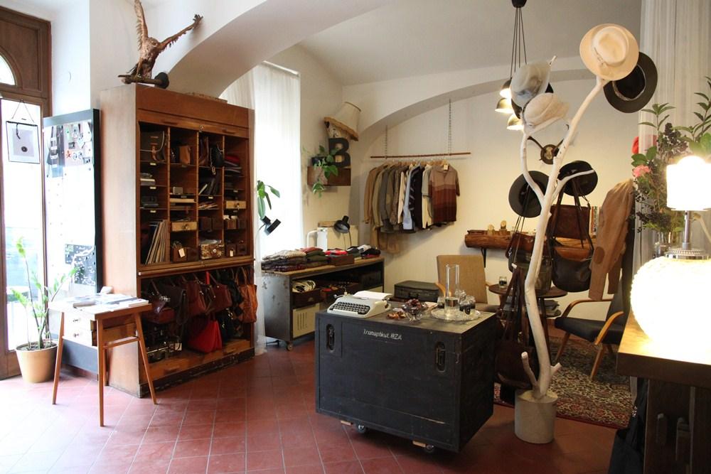 Boho Vintage Concept Store