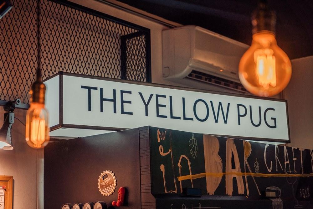 The Yellow PUG Bar & Bottle Shop