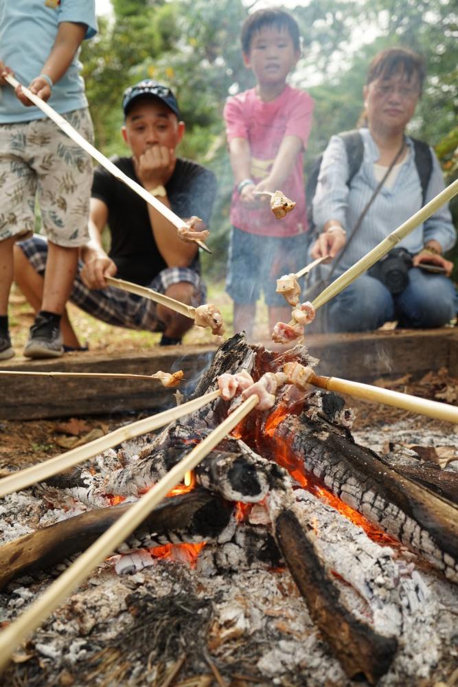 東岳部落獵人體驗
