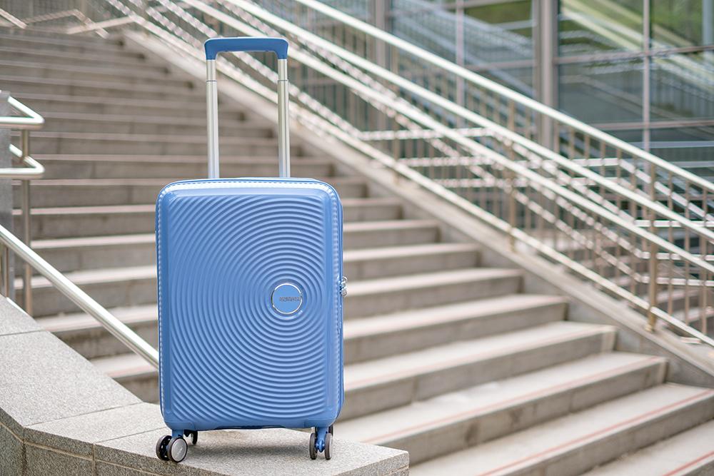 American Tourister AO8 Curio 20吋行李箱