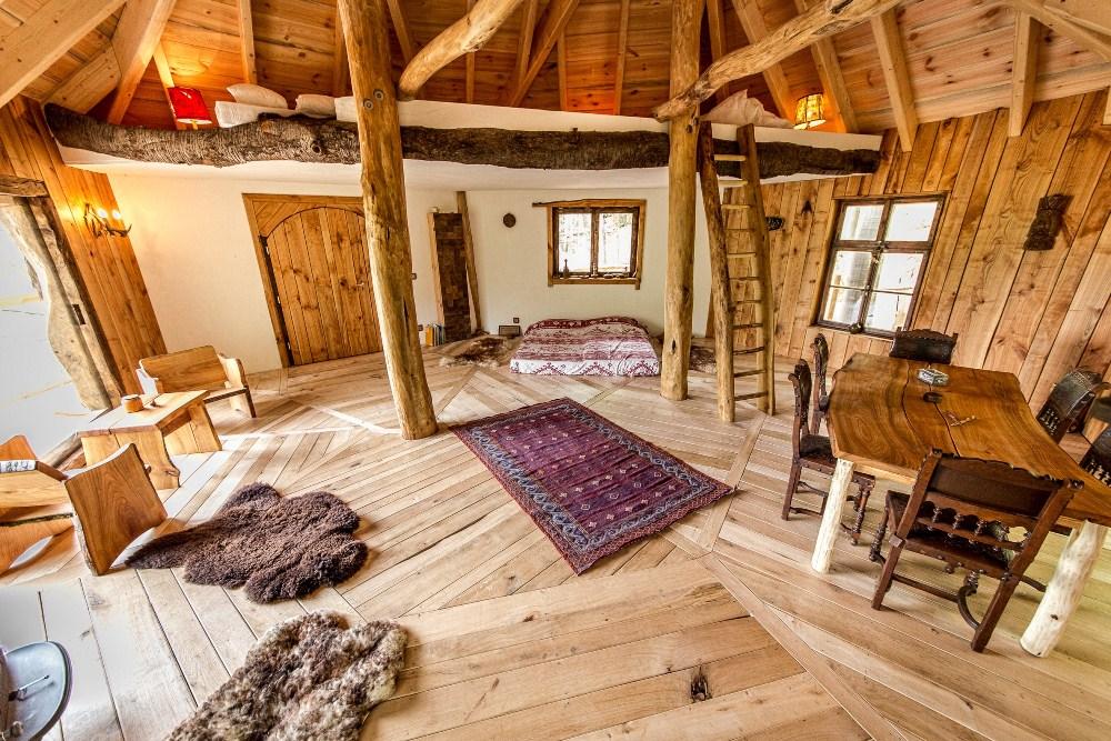 Baumhotel Robin's Nest