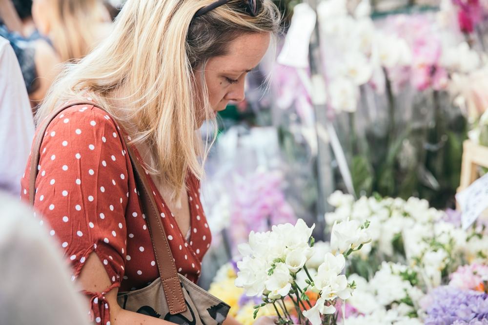 Columbia Road Flower Market & Shop