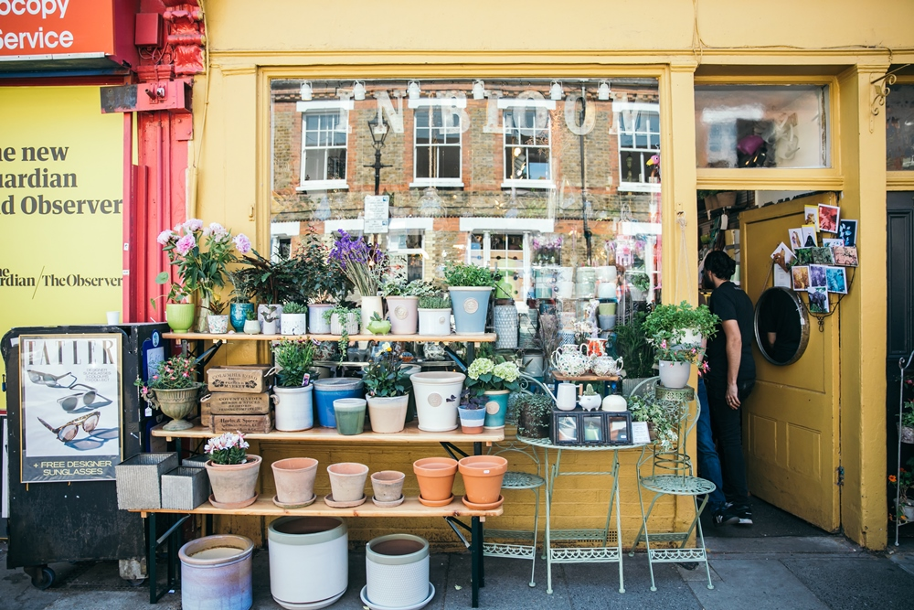 Columbia Road Flower Market & Shop