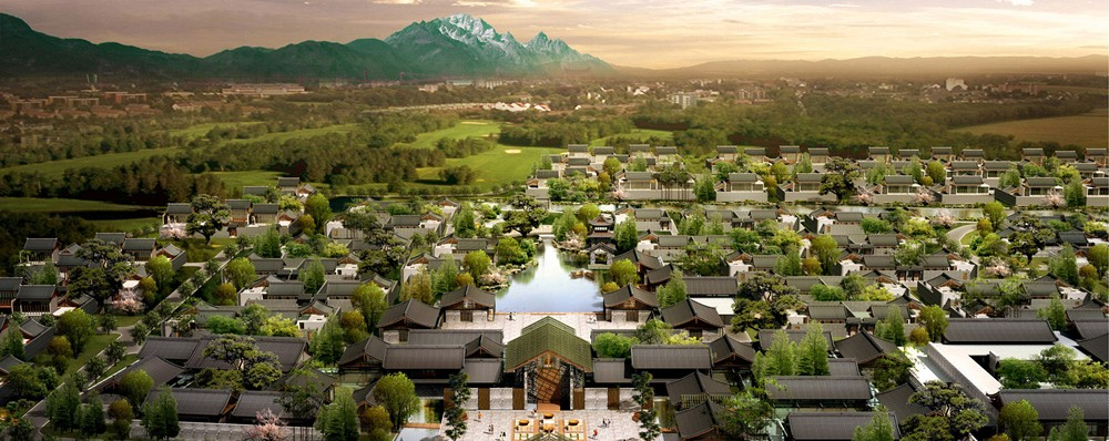 中國Pullman Lijiang Resort & Spa