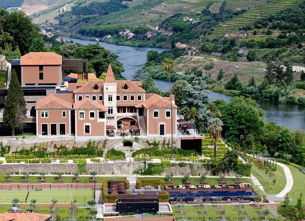 葡萄牙Aquapura Douro Valley