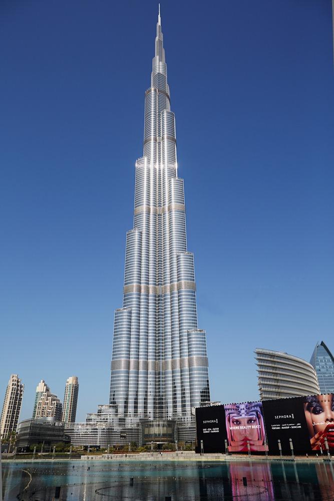 杜拜哈里發塔Burj Khalifa