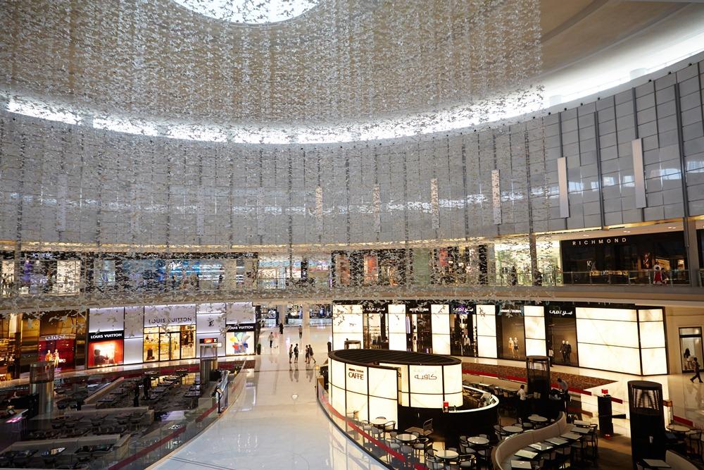杜拜購物中心(Dubai Mall)
