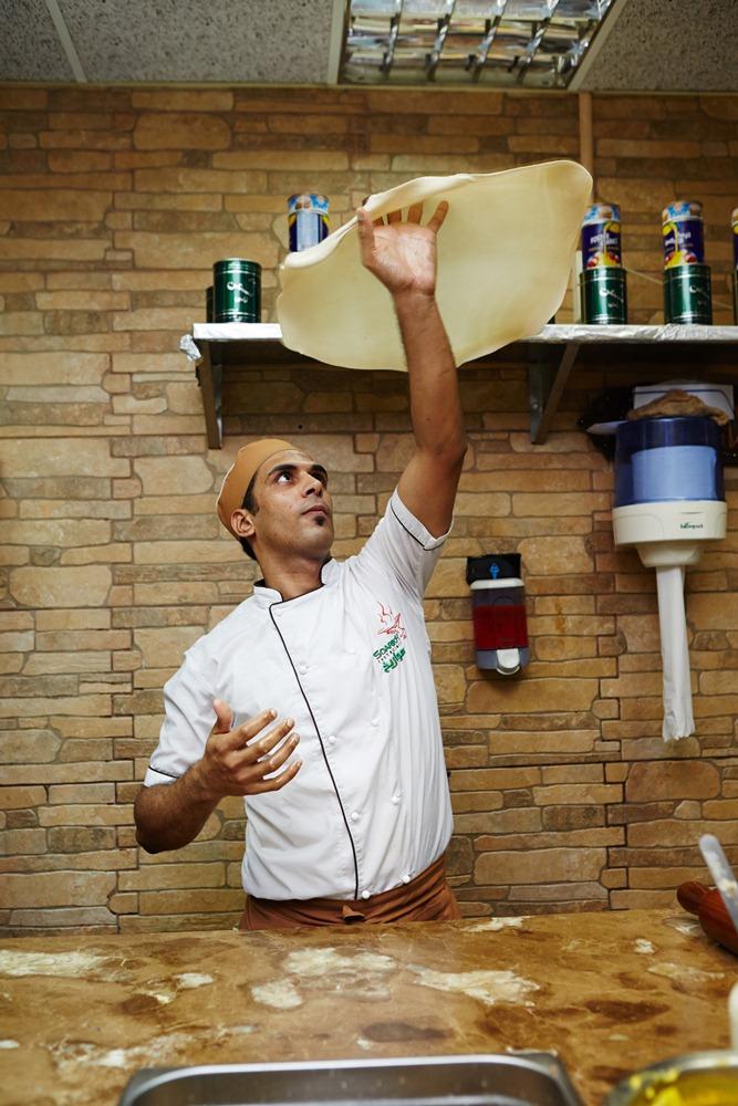 杜拜Frying Pan food tour