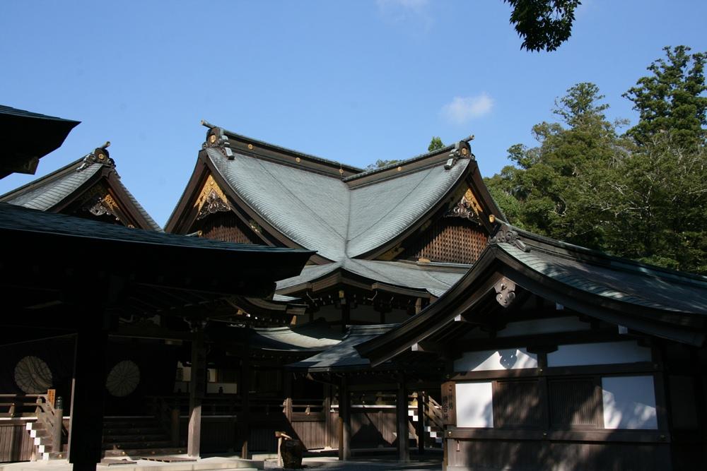 日本伊勢神宮