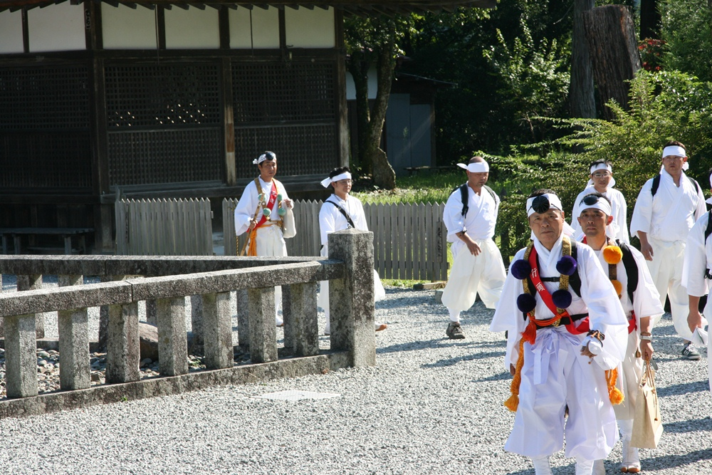日本金峯山寺