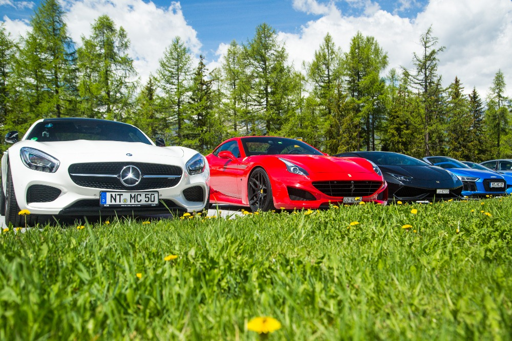 Ultimate Driving Tours