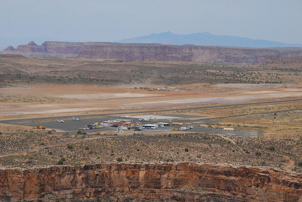西峽谷機場