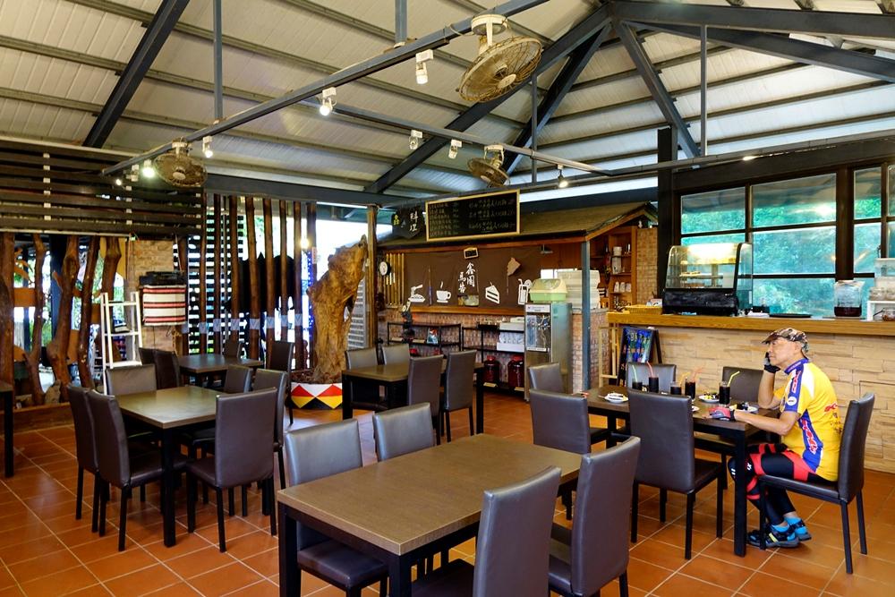 鑫園馬告咖啡館