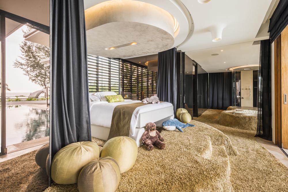 Iniala Beach Resort Iniala Penthouse