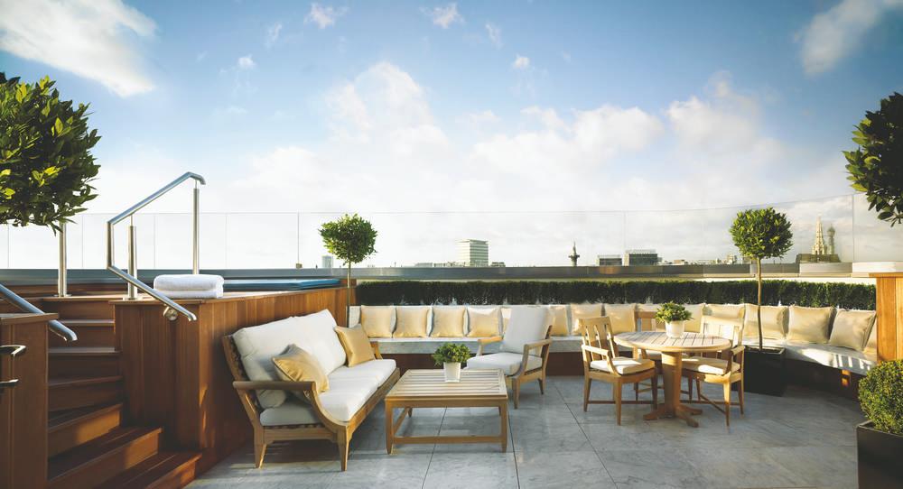Corinthia Hotel London Hamilton Penthouse