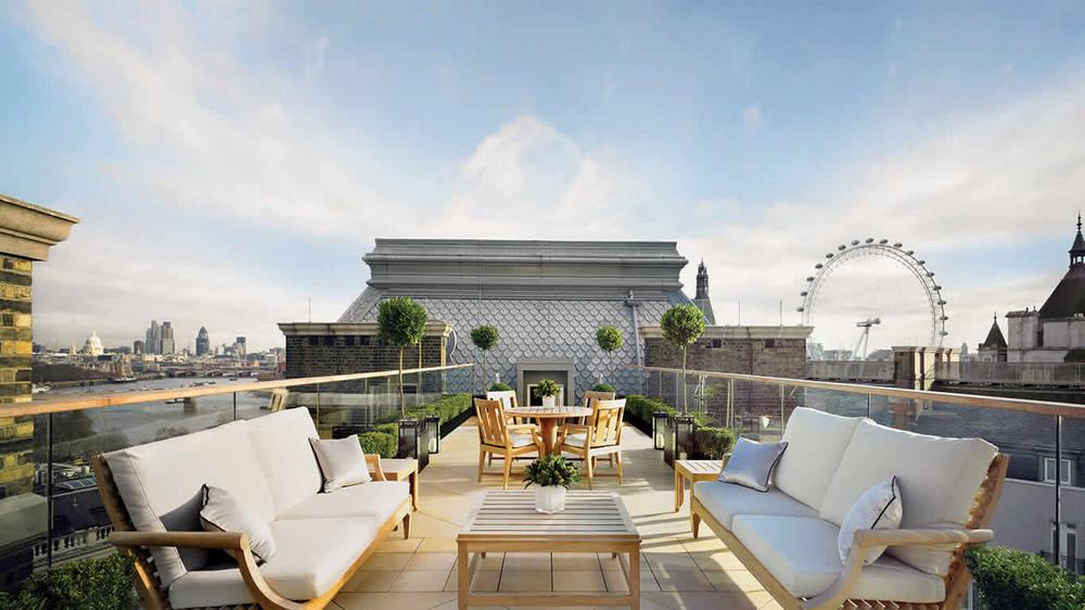 Corinthia Hotel London Musician's Penthouse