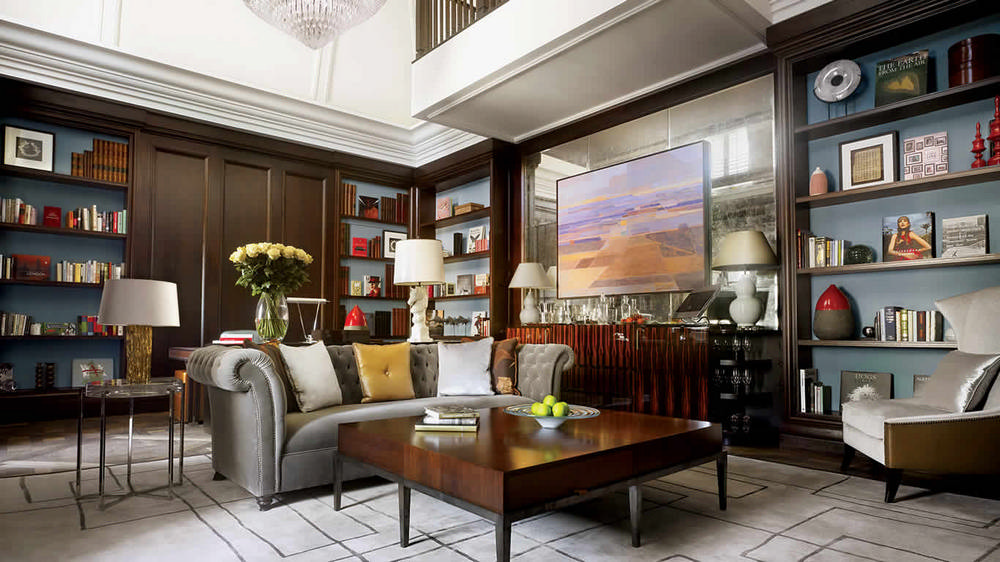 Corinthia Hotel London Writer's Penthouse