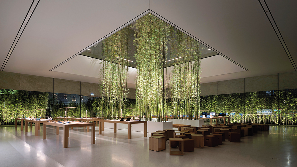 Apple Cotai Central, Macau
