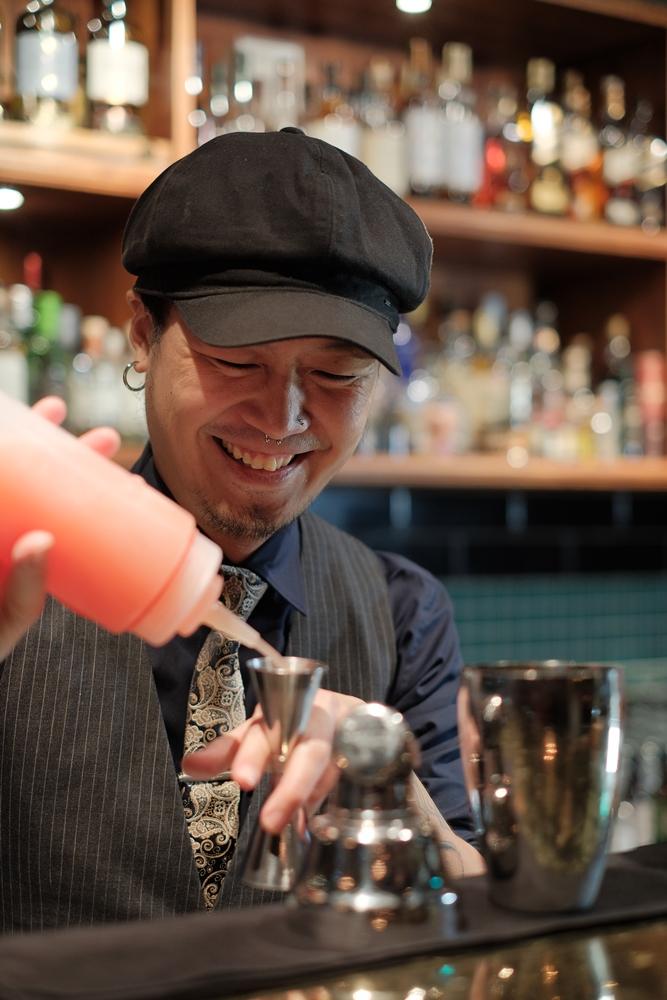墨子 Mozi/台北/台灣/理髮廳/酒吧/型男/紳士