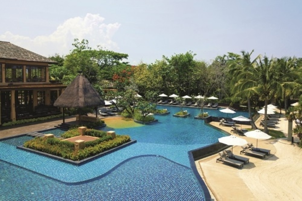 泰國/華欣/Mövenpick Asara Resort & Spa Hua Hin
