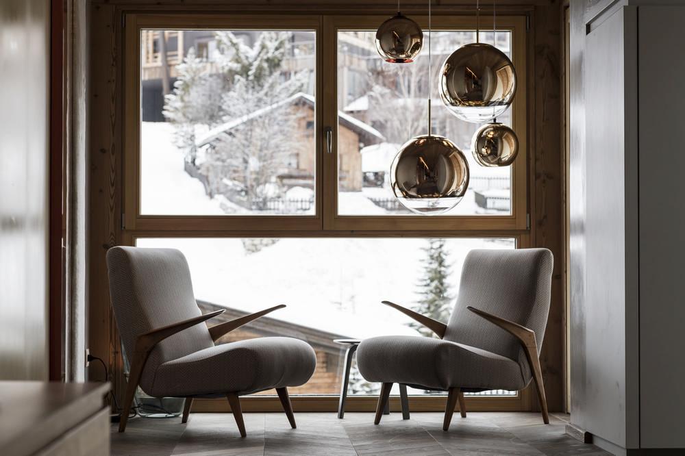 Rosa Alpina Hotel & Spa Penthouse/閣樓套房/阿爾卑斯山/絕景旅宿