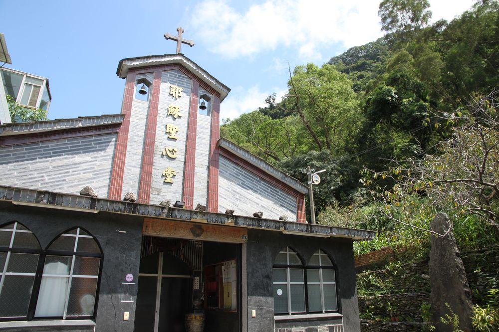耶穌聖心堂/神山部落/屏東/台灣